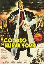 El Coloso De Nueva York (The Colossus Of New York) [1958] (Import Movie) (European Format - Zone 2)