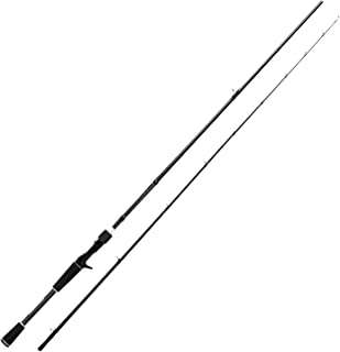 KastKing Perigee II Fishing Rods - Fuji O-Ring Line Guides, 24 Ton Carbon Fiber Casting and Spinning Rods - Two Pieces,Twin-Tip Rods and One Piece Rods