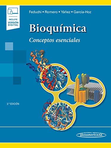 Bioquimica (incluye version digital): Conceptos esenciales. 3ª edición. (Incluye versión digital)