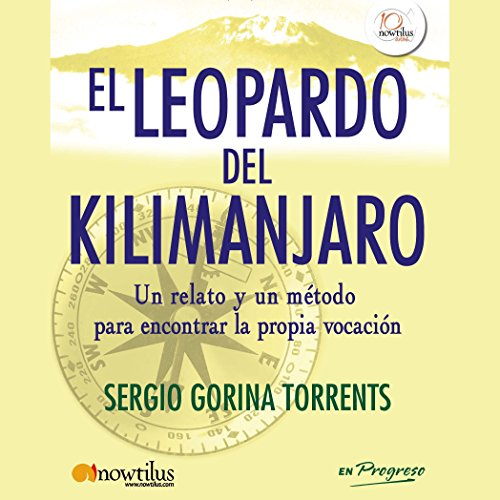 El leopardo del Kilimanjaro audiobook cover art