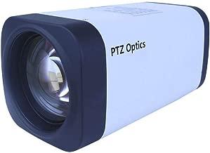 PTZOptics 12X 1080p HD-SDI Box Camera White