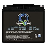 Mighty Max Battery Viper VP-600 600 Watt Audio Battery to Power Car Stereo System Brand Product
