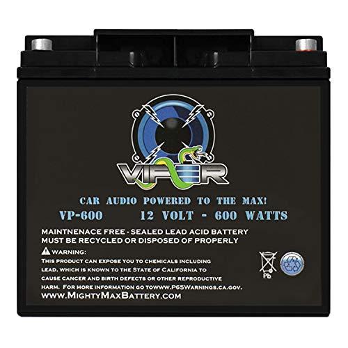 Viper VP-600 600 Watt Replacement Battery for Kinetik HC-600