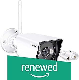 (Renewed) Sricam SP023 2MP 1080p Wireless Wi-Fi Waterproof Outdoor Security Camera CCTV