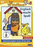 Die Maus 8 - Englisch lernen mit der Maus [Alemania] [DVD]