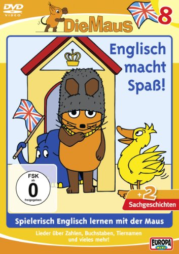 Die Maus 8 - Englisch lernen mit der Maus