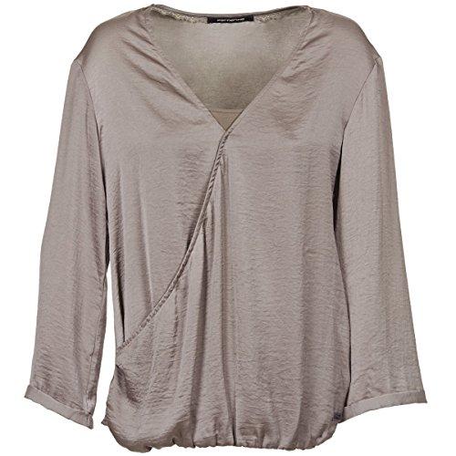 Fornarina Coralie Tops/Blusen Damen Maulwurf - S - Tops/Blusen Shirt