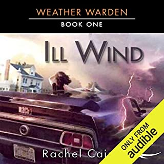 Ill Wind     Weather Warden, Book 1              Written by:                                                                                                                                 Rachel Caine                               Narrated by:                                                                                                                                 Dina Pearlman                      Length: 10 hrs and 6 mins     2 ratings     Overall 4.5