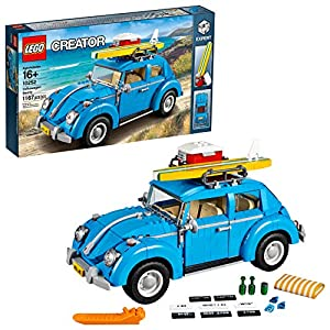 LEGO Creator Expert Volkswagen Beetle 10252 Construction Set (1167 Pieces) - 51ca0 hOIcL - LEGO Creator Expert Volkswagen Beetle 10252 Construction Set (1167 Pieces)
