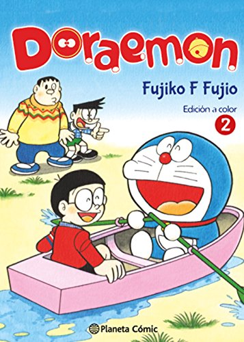 Doraemon Color nº 02/06: 36 (Manga Kodomo)