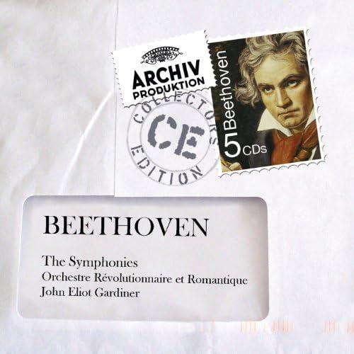 Orchestre Révolutionnaire et Romantique, John Eliot Gardiner & Ludwig van Beethoven
