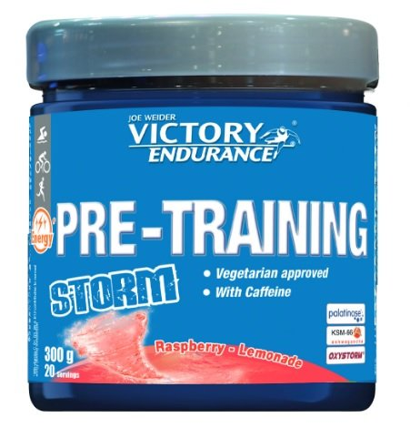 Victory Endurance Pre-Trainning Storm Raspberry-Lemonade 300 g