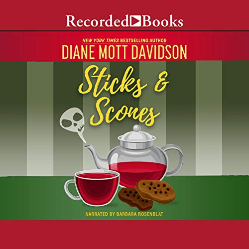Sticks and Scones  By  cover art