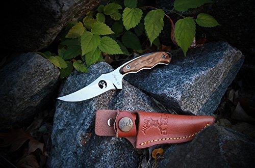 4001320 Elk Ridge ER-059 Fixed Blade Knife 7 in Overall