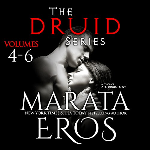 The Druid Series, Volumes 4-6 cover art