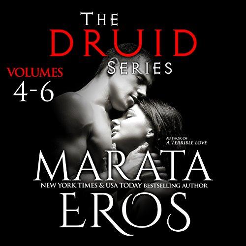 The Druid Series, Volumes 4-6 audiobook cover art