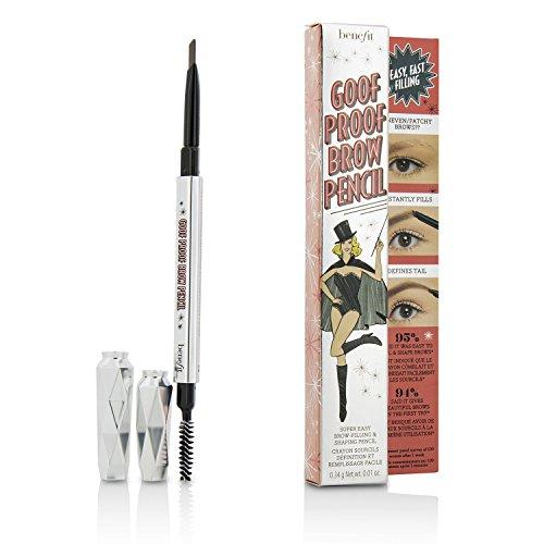 Benefit, Goof Proof Brow Pencil, Augenbrauenstift # 3 (Medium), 0,34 g