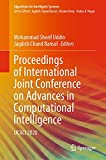 Proceedings of International Joint Conference on Advances in Computational Intelligence: IJCACI 2020 (Algorithms for Intelligent Systems) (English Edition)