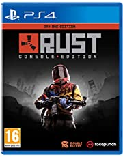 Rust Console Edition - Day-One - PlayStation 4