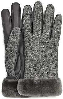 Luxury Fashion | Ugg Womens UGA18813CHA Grey Gloves | Fall Winter 19