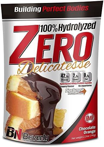 Beverly Nutrition Delicatesse Hydrolyzed Zero Proteína Hidrolizada Sabor Natillas - 1000 gr