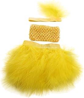 a89e7ea03 Amazon.es: falda plumas niña