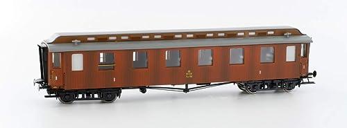 Unbekannt Spur H0 - Heljan Personenwagen AF 96 1.Klasse DSB