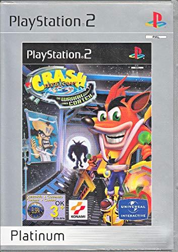 Crash Bandicoot : La Vengeance de Cortex - Platinum [NL,FR,EN]