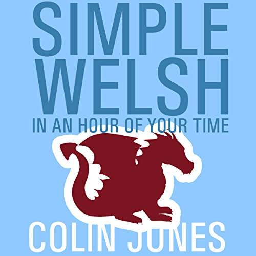 Simple Welsh in an Hour of Your Time audiobook cover art