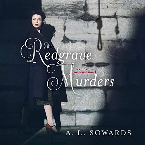 The Redgrave Murders audiobook cover art