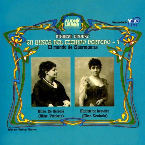 En Busca Del Tiempo Perdido, Pt. 3 audiobook cover art