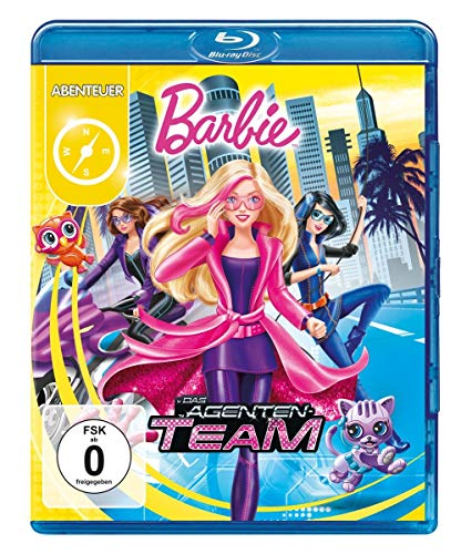 Barbie in: Das Agenten-Team [Blu-ray]
