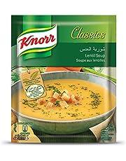 Knorr Packet Soup Lentil, 80g