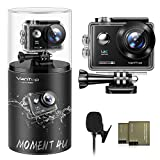 Best Action Cameras - VanTop Moment 4U 4K Action Camera 20MP Underwater Review
