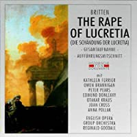 BRITTEN/ THE RAPE OF LUCRETIA