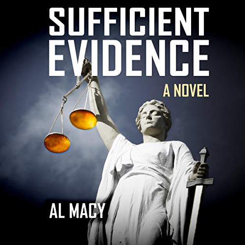 Sufficient Evidence audiobook cover art