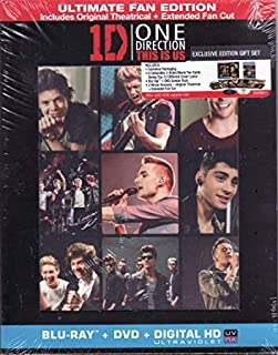One Direction: This Is Us - Movie Fan Pack - (Widescreen)