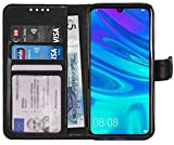 Gadget Giant Wallet Phone Case for Huawei P Smart 2019 PU