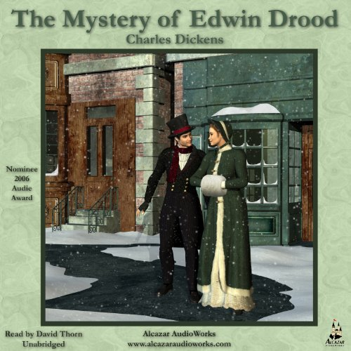 The Mystery of Edwin Drood audiobook cover art