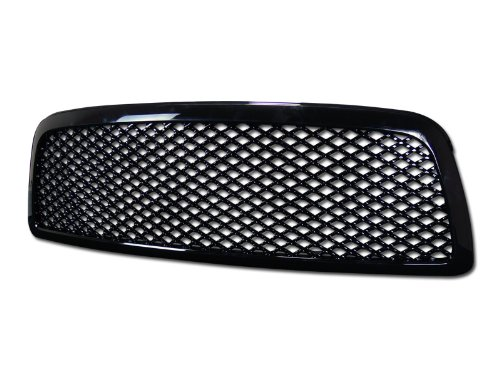 dodge challenger grill guard - 8