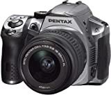 Pentax K-30 Lens kit w DA 18-55WR Weather-Sealed 16 MP CMOS Digital SLR (Crystal Silver)