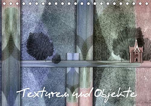 Texturen und Objekte (Tischkalender 2021 DIN A5 quer)