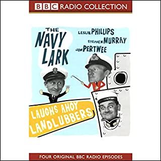 The Navy Lark, Volume 1 cover art