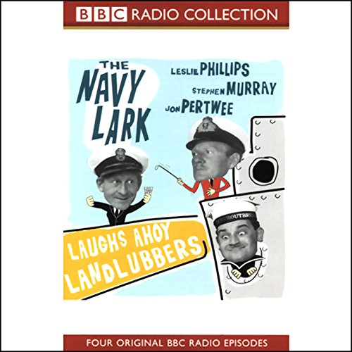 The Navy Lark, Volume 1 audiobook cover art