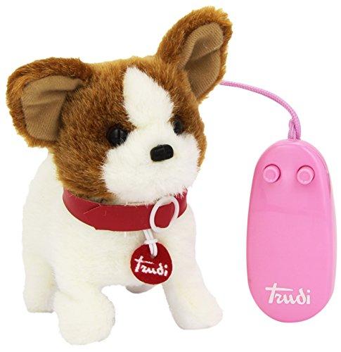 Trudi - 36007 - Animal Interactif - Mini Chien Electronique Chihuahua - 16 Cm