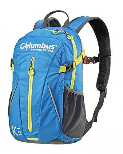 COLUMBUS K 10 Mochila, Unisex Adulto, Blue, Talla Única