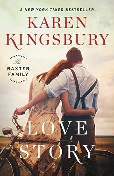 Hardcover Love Story : A Novel Book