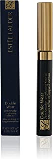 Estee Lauder Double Wear Zero Smudge Lengthening Mascara, 01 Black, 6ml