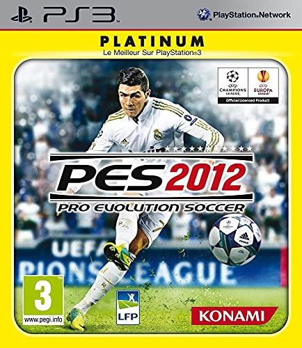 PES 2012 : Pro Evolution Soccer - platinum [Importación francesa]