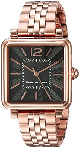 Marc Jacobs Women's Vic Rose Gold-Tone Watch - MJ3517